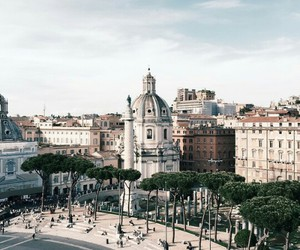 city, roma, and view image