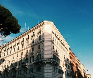 architecture, italy, and roma image