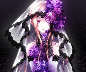 anime, anime girl, and pretty image