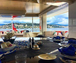 luxury, travel, and sea image