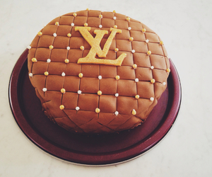 cake, Dream, and Louis Vuitton image