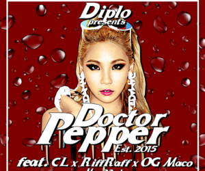 2ne1, CL, and diplo image