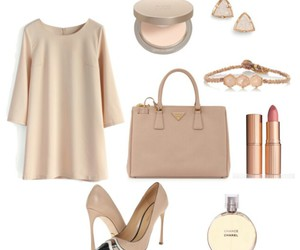 beauty, beige, and style image