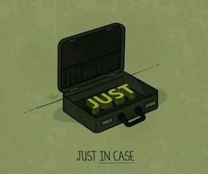 funny, case, and just image