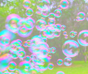 bubbles, colors, and photography image