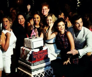cake, serie, and pll image