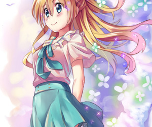 anime, japon, and nisekoi image
