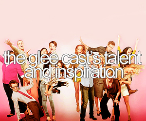 glee and things i love image