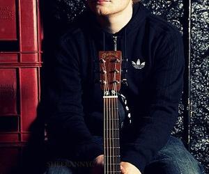 ed sheeran, guitar, and ginger image