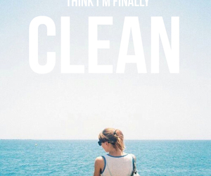 clean, 1989, and Lyrics image