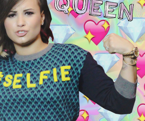 demi lovato, demilovato, and wallpaper image
