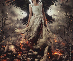 angel and fire image