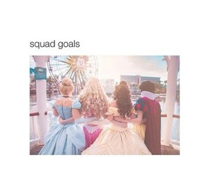 princess, disney, and goals image