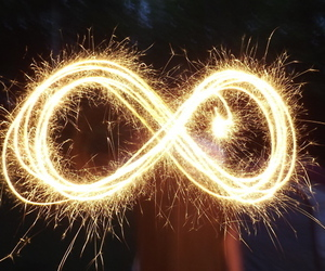 infinity, forever, and infinite image