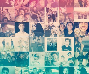 ∞ and magcon ❤️ image