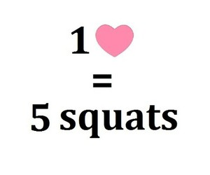 butt, squats, and challenge image