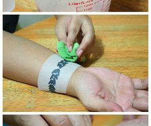 diy, tattoo, and Easy image