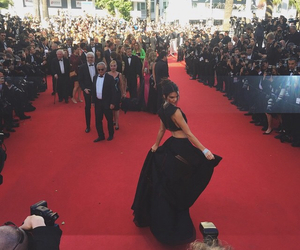 kendall jenner, cannes, and model image