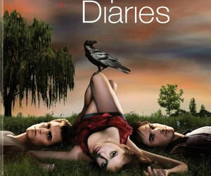 tv, Vampire Diaries, and teen series image