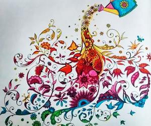 art, colorfull, and pintar image