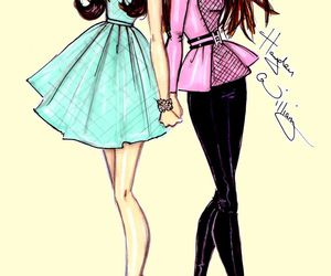 drawing, hayden williams, and kylie jenner image