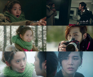 love rain, yoona, and jang keun suk image
