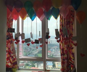birthday, surprise, and love image