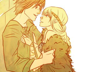 astrid, hippo, and hiccup image