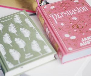 book, jane austen, and Persuasion image