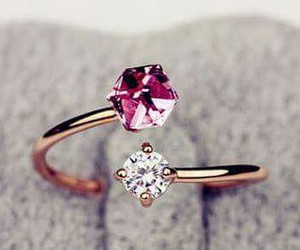 ring, accessories, and diamond image