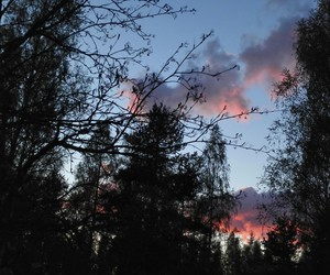 beautiful, clouds, and finland image