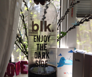 black water, dark side, and day image