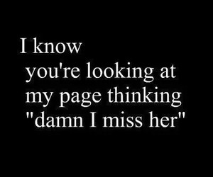 quotes, miss, and damn image