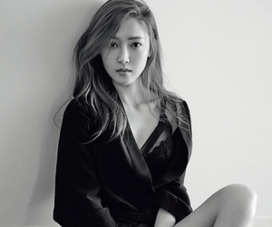 jessica, marie claire, and snsd image