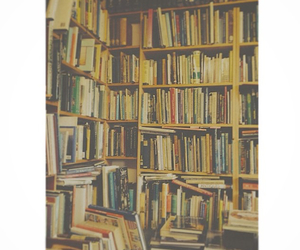 book shop, books, and read image