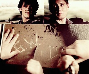 brothers, dean, and Sam image