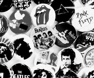 Pink Floyd, the beatles, and bands image