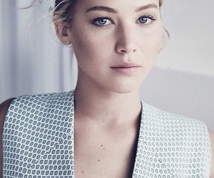 Jennifer Lawrence, hunger games, and katniss everdeen image