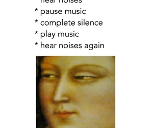 funny, music, and noises image