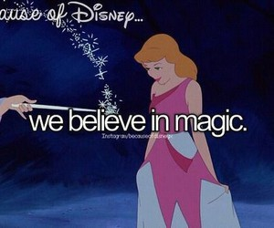 cinderella, magic, and disney image