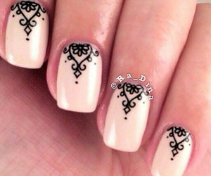 art, luxury, and nails image