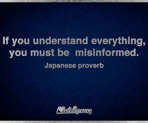 everything, must, and misinformed image