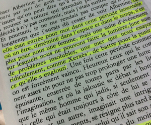 french, text, and proust image