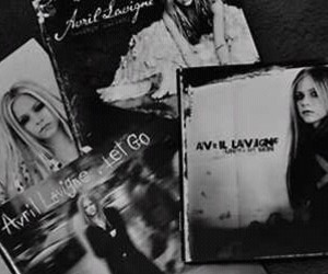Avril Lavigne, albums, and music image