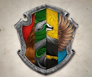 books, gryffindor, and hogwarts image
