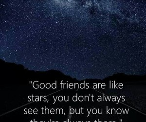 friends and stars image