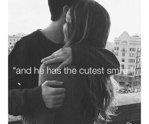 black and white, cute, and love image