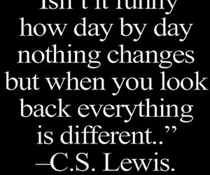 quote, different, and change image