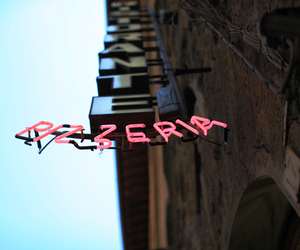 florence, lunch, and pizzeria image