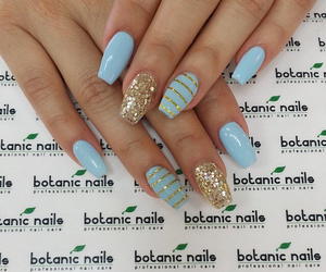 manicure, pretty, and nails image